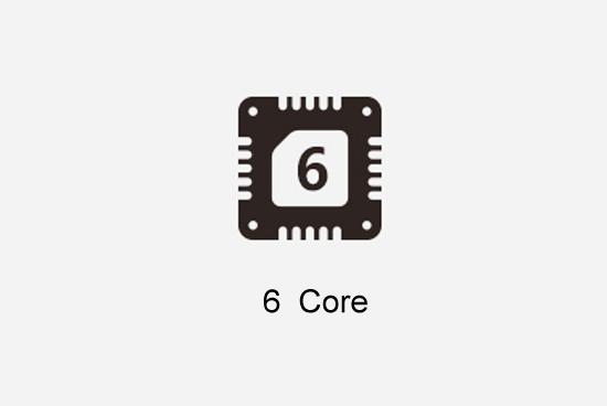 6 Core
