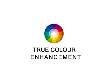 True Color Enhancement